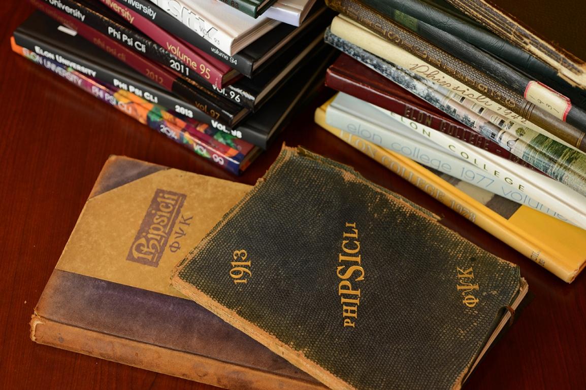pastyearbooks